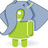Logo de Communication entre Android et PHP/MySQL